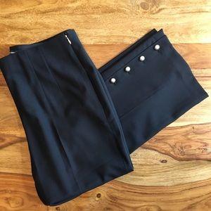 Club Monaco | Dress Pants with Button Detailing